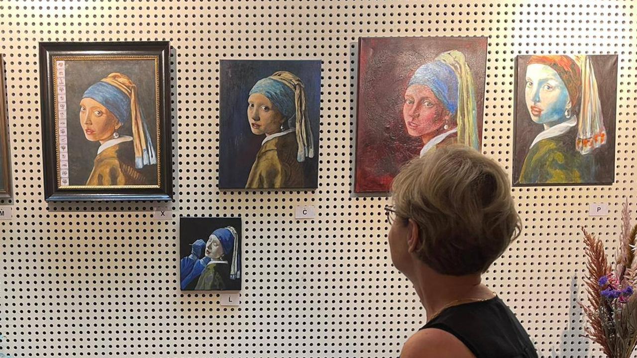 Reizende expo 'Meisjes met de Parel' terug naar Veghel