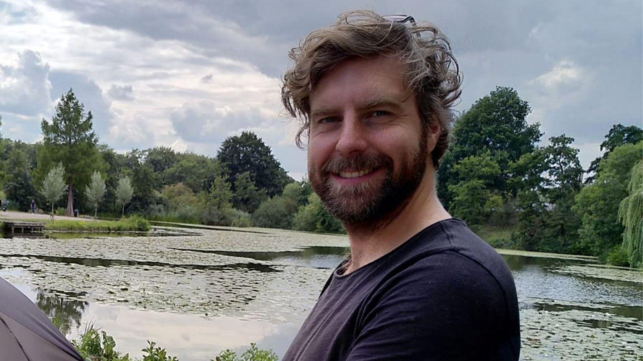 """Rick (31) uit Orthen: """"We hebben geen hoop maar moed nodig"""""""