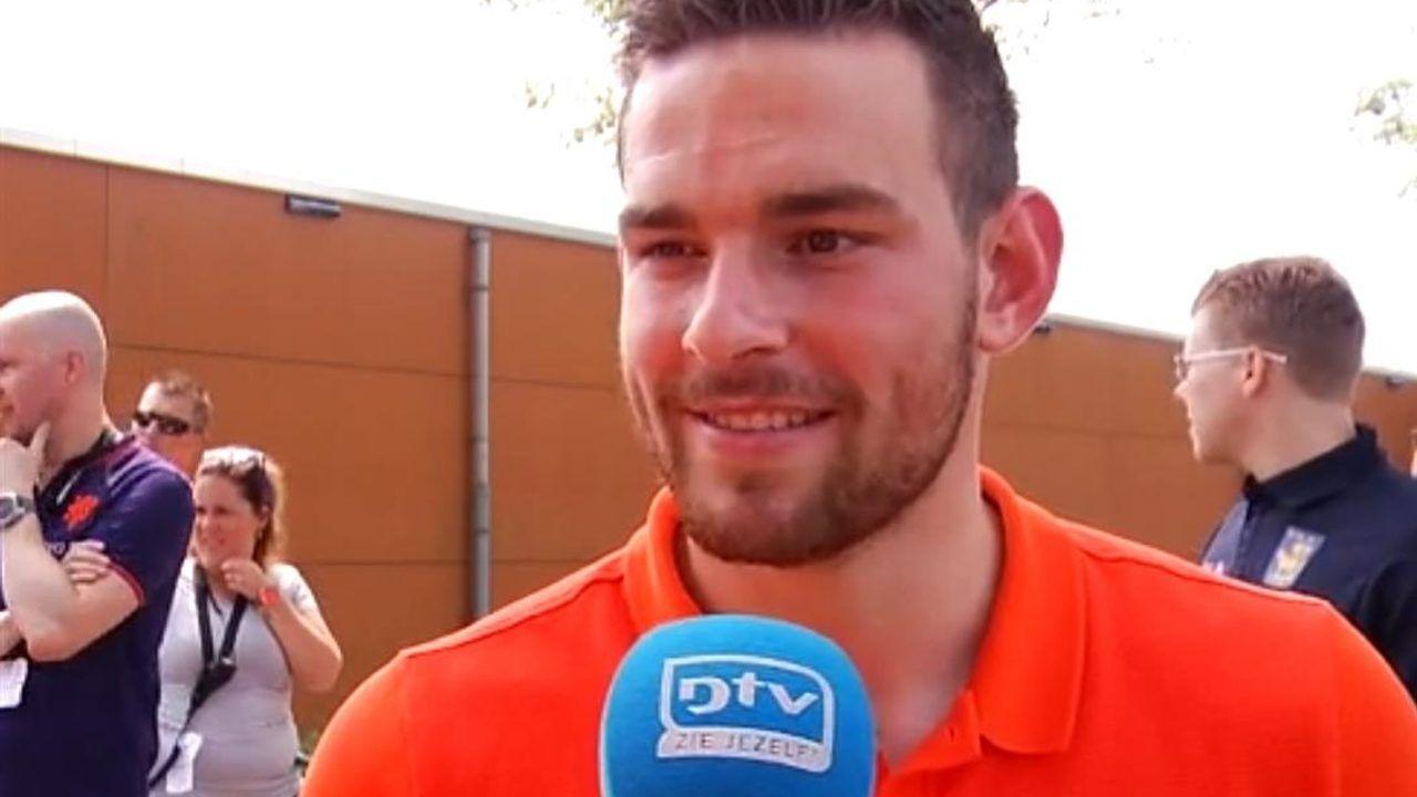 Voetballer Vincent Janssen getroffen door corona