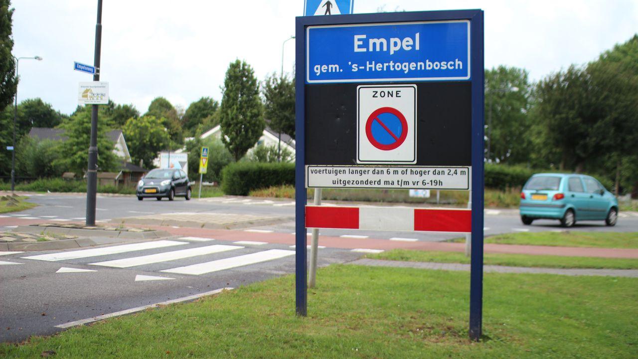 Gemeente Den Bosch: Maak Empel nóg veiliger
