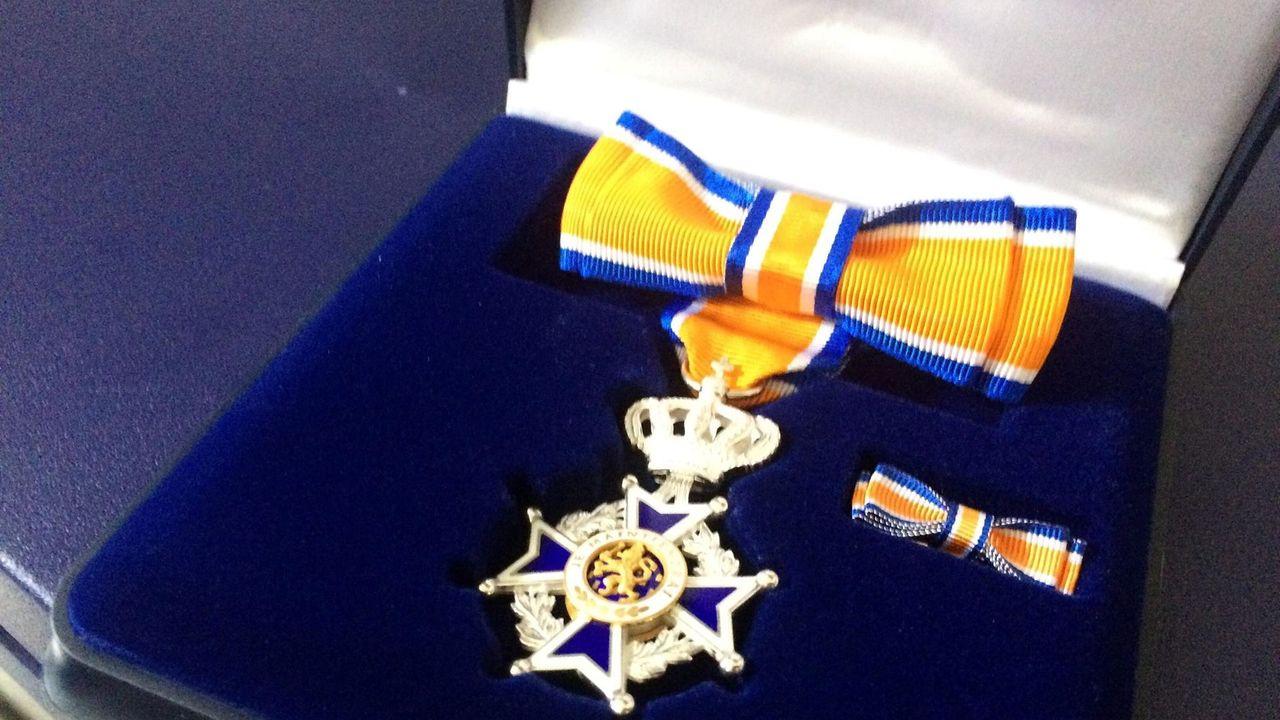 Koninklijke onderscheiding voor Bossche Annelies van de Ven