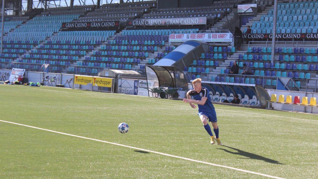 FC Den Bosch legt Sebastiaan van Bakel vast tot 2024