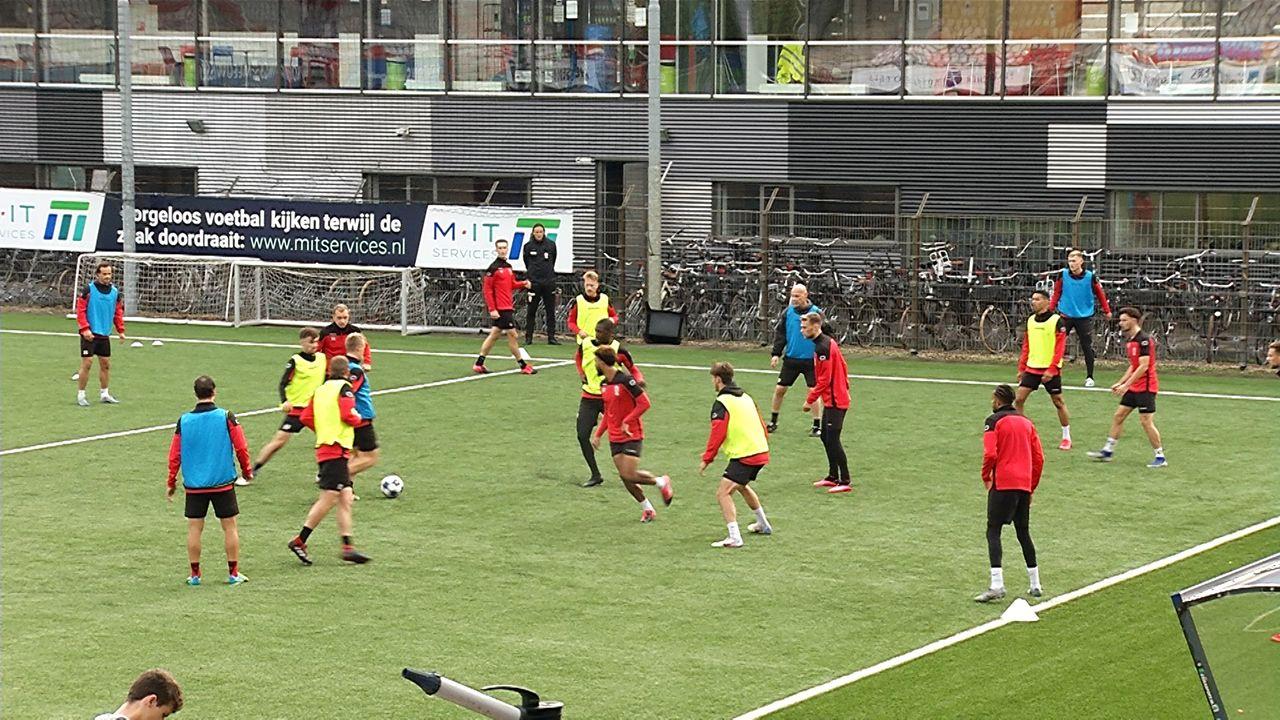 TOP Oss wil lijn doortrekken in derby tegen FC Den Bosch