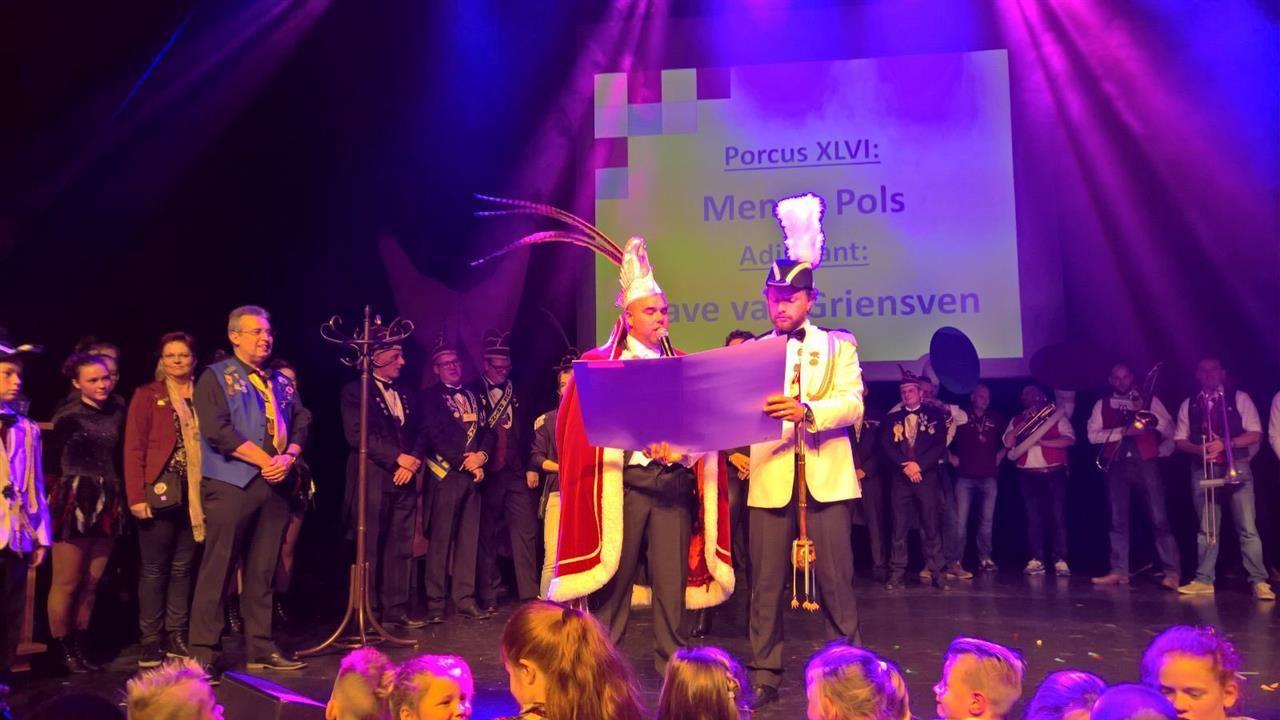Carnavalsactiviteiten ook in Krullendonk afgelast voor 2020