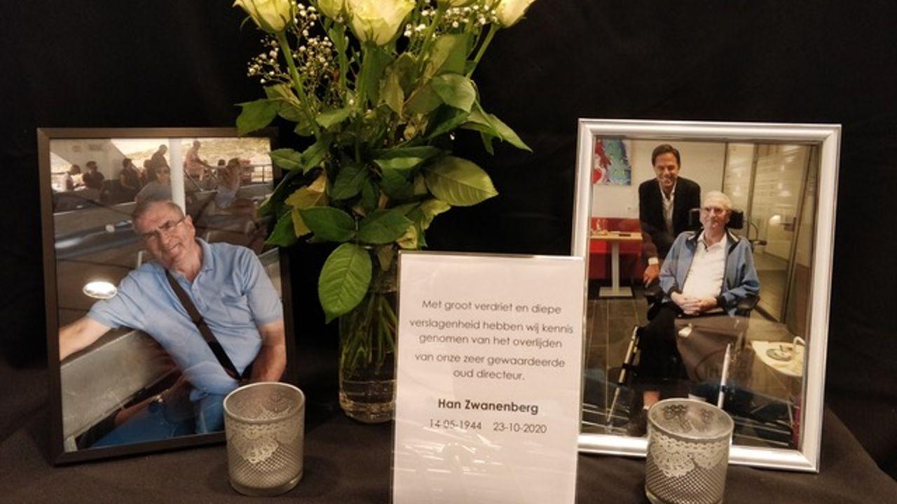 Gedenkhoekje in Albert Heijn voor overleden Han Zwanenberg: 'Nuland zal hem missen'