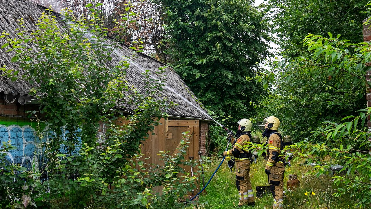Zorgen over asbest na nieuwe brand bij leegstaand pand in Oss