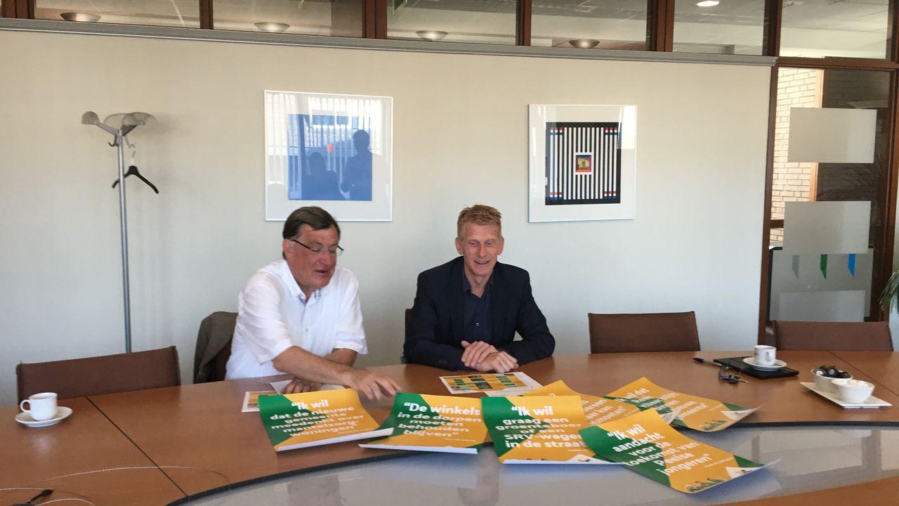 Groep Schaijkenaren start petitie voor fusie Uden en Landerd
