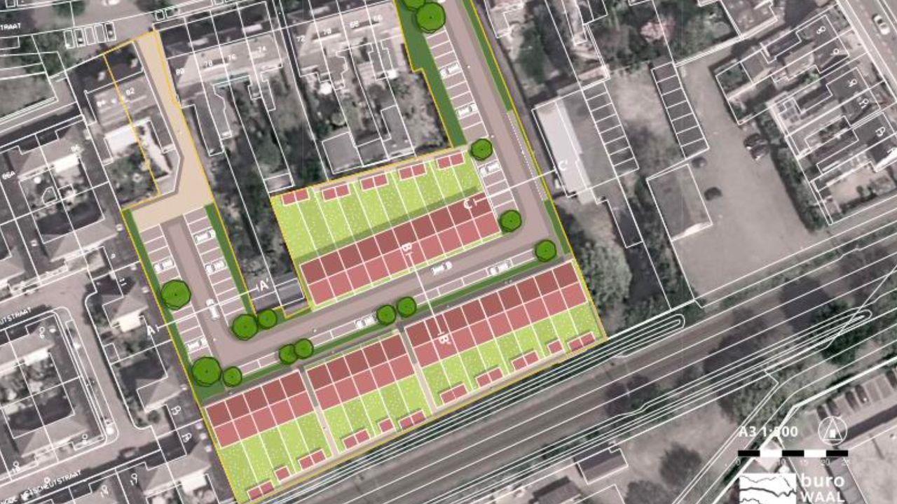 Ondanks bezwaren gaan bouwplannen Kromstraat in Oss volgende fase in