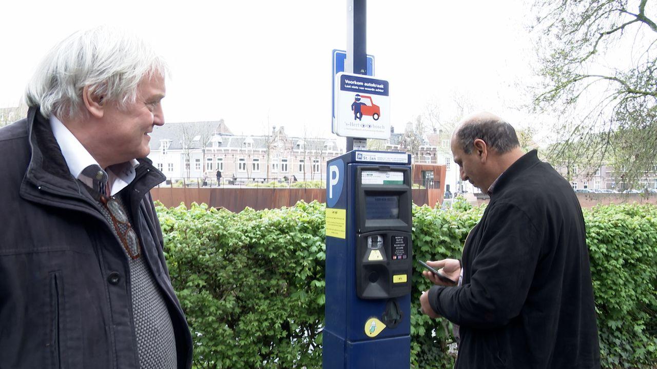 Inwoners Den Bosch moeten wennen aan kentekenparkeren