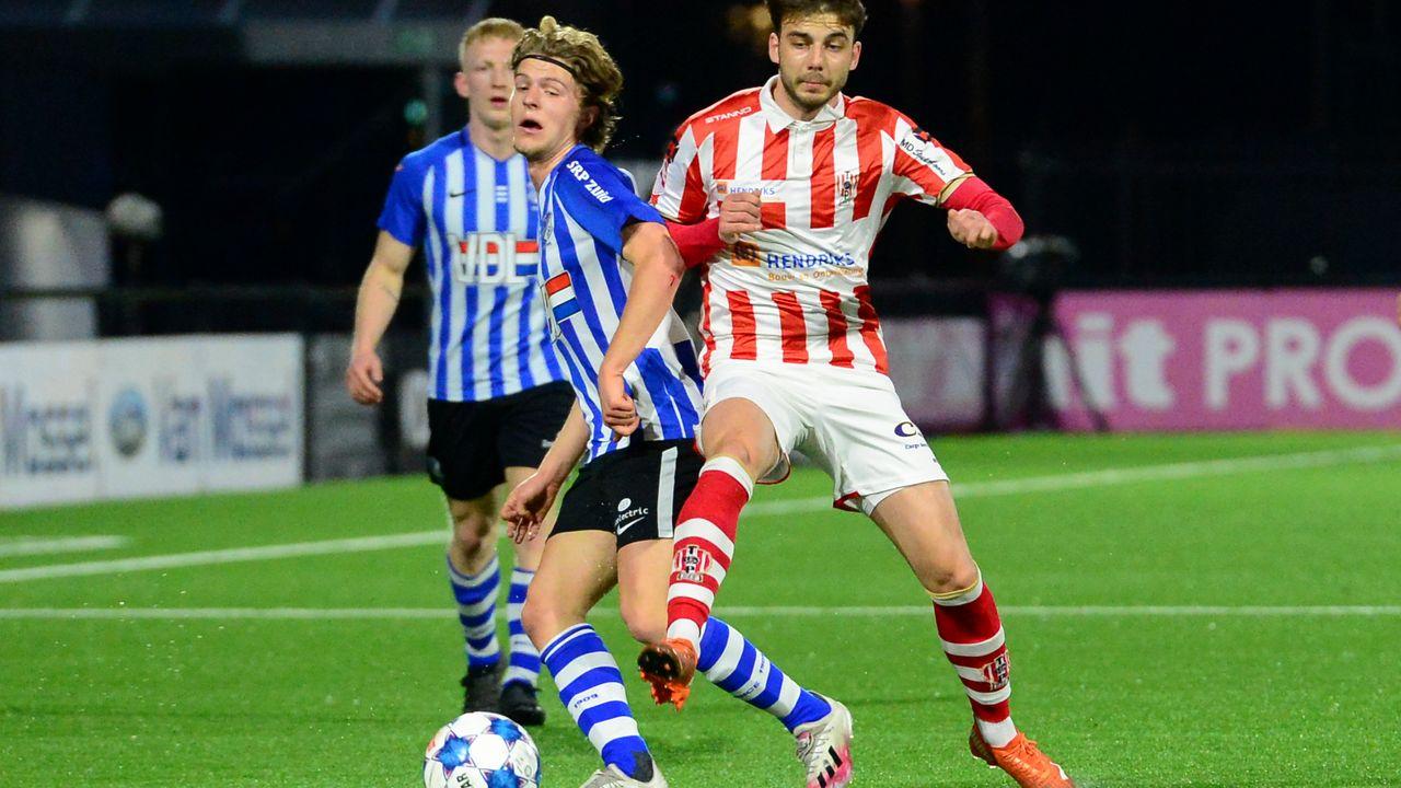 Geen goals bij FC Eindhoven tegen TOP Oss