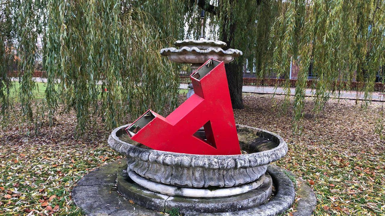 'I am Hadee' letters in Heeswijk-Dinther gesloopt: 'Wie doet dit nou?'
