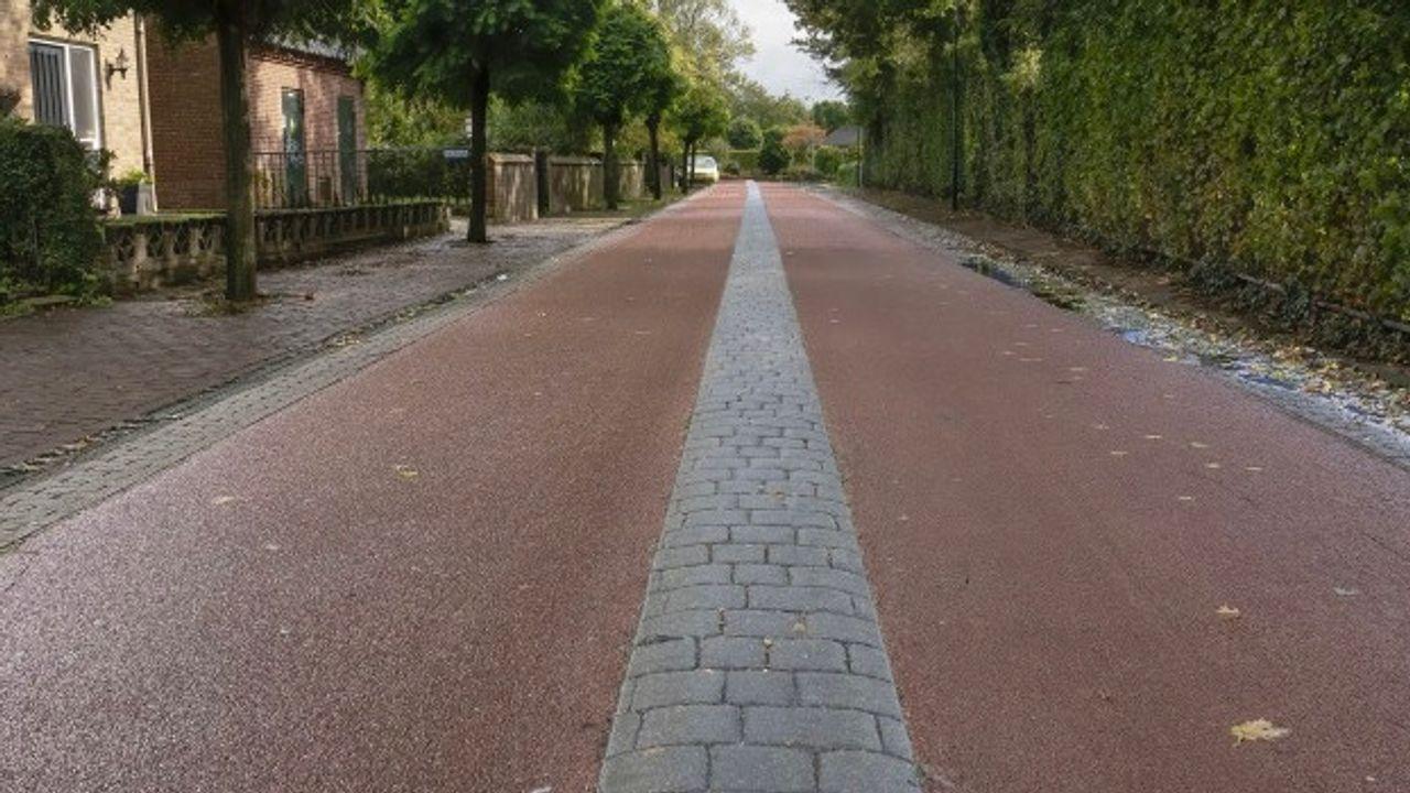 Kapelstraat en Walstraat in Megen worden fietsstraat