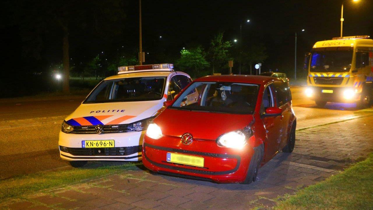 Man (29) aangehouden na achtervolging in Den Bosch