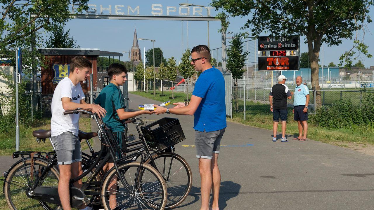 Berghem Sport bedankt zijn vrijwilligers