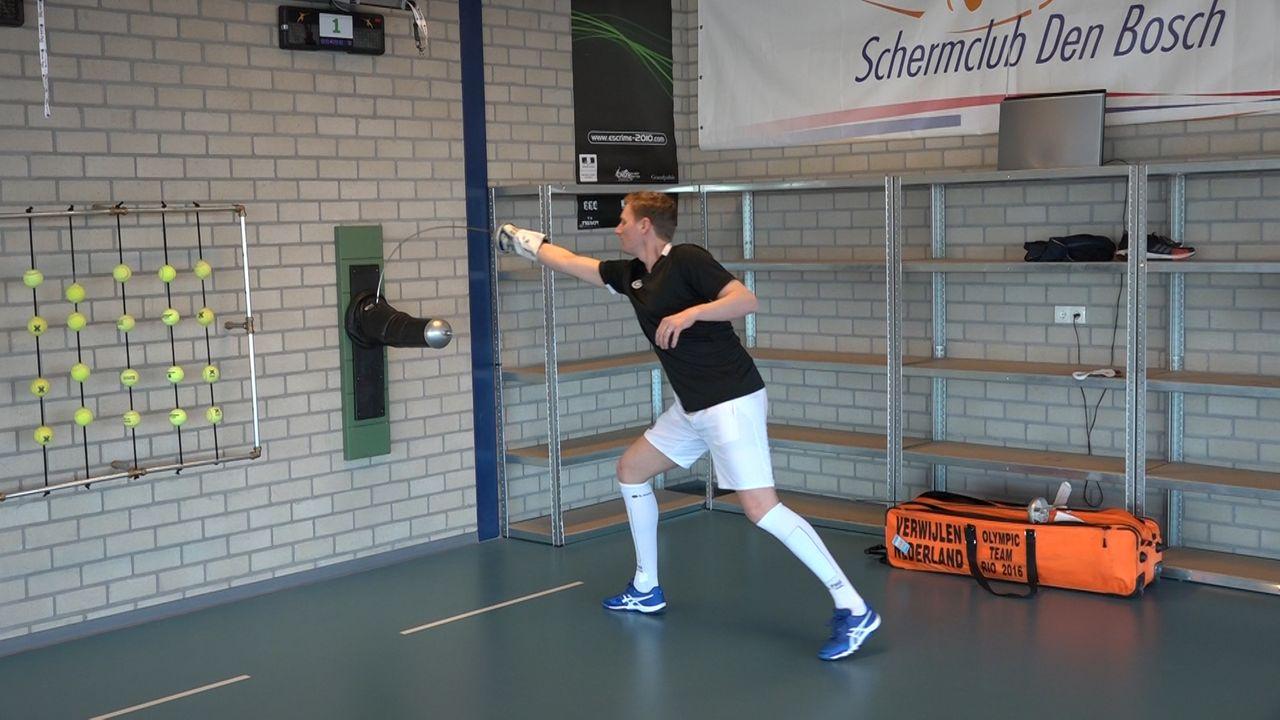Bas Verwijlen wil medaille op vierde Spelen: 'Anders niet tevreden'
