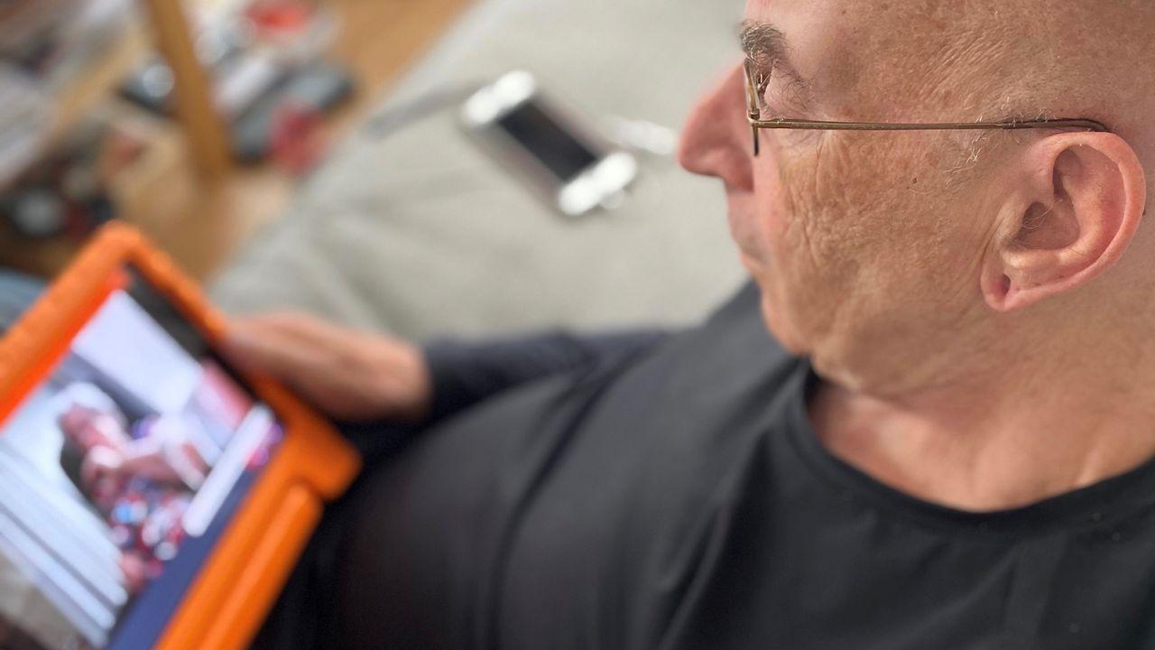 Tablet-project voor dementerende ouderen in Den Bosch lijkt succesvol