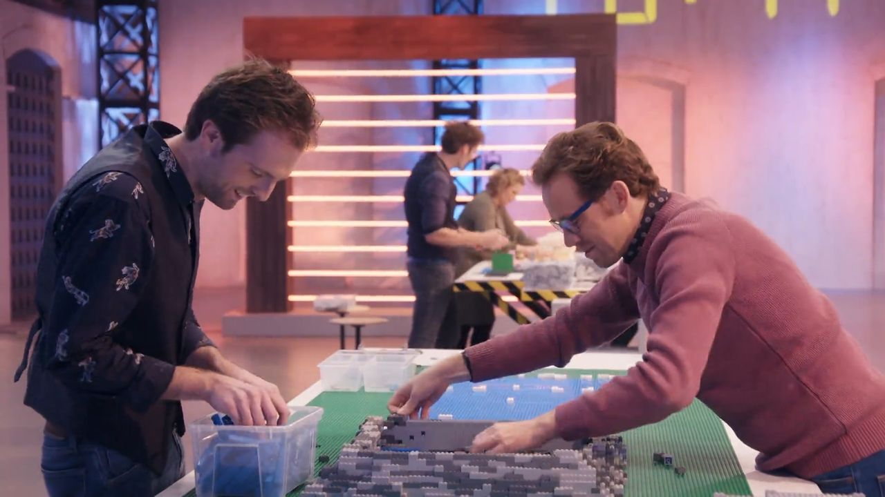 Dé LEGO master van Nederland wil Bossche kinderen aan het bouwen krijgen