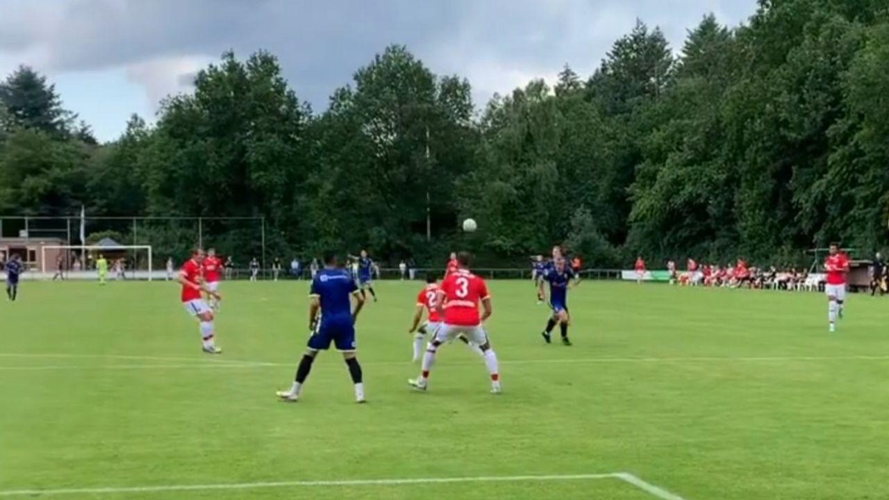 AZ in oefenduel met 3-0 te sterk voor TOP Oss