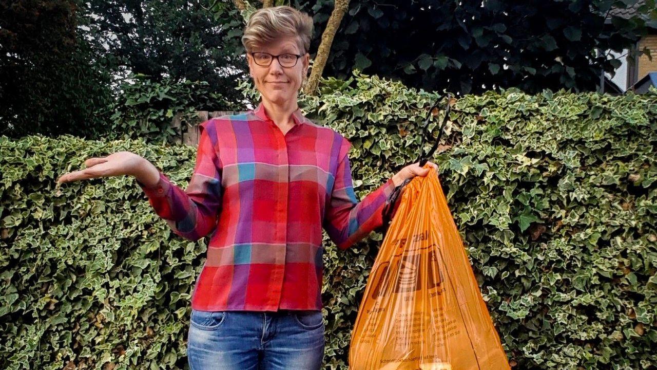 Udense Mascha Bongenaar bindt strijd aan met plastic