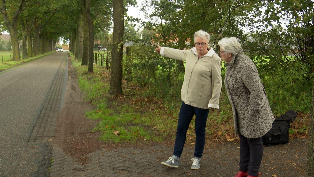 Vrachtverkeer en hardrijders op de Schotsheuvel in Nuland en nu óók nog een plan voor een fietspad