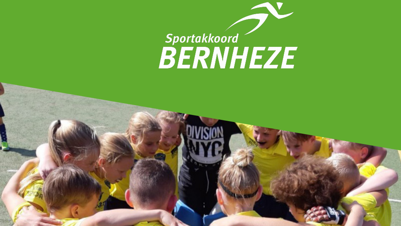 Sportakkoord in Bernheze gesloten