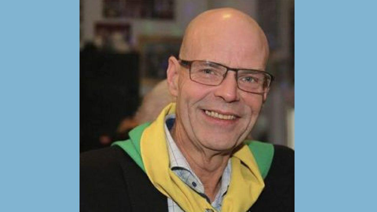 Joop (52) uit Den Bosch: 'Als je een tegenslag hebt is het slikken en weer doorgaan'