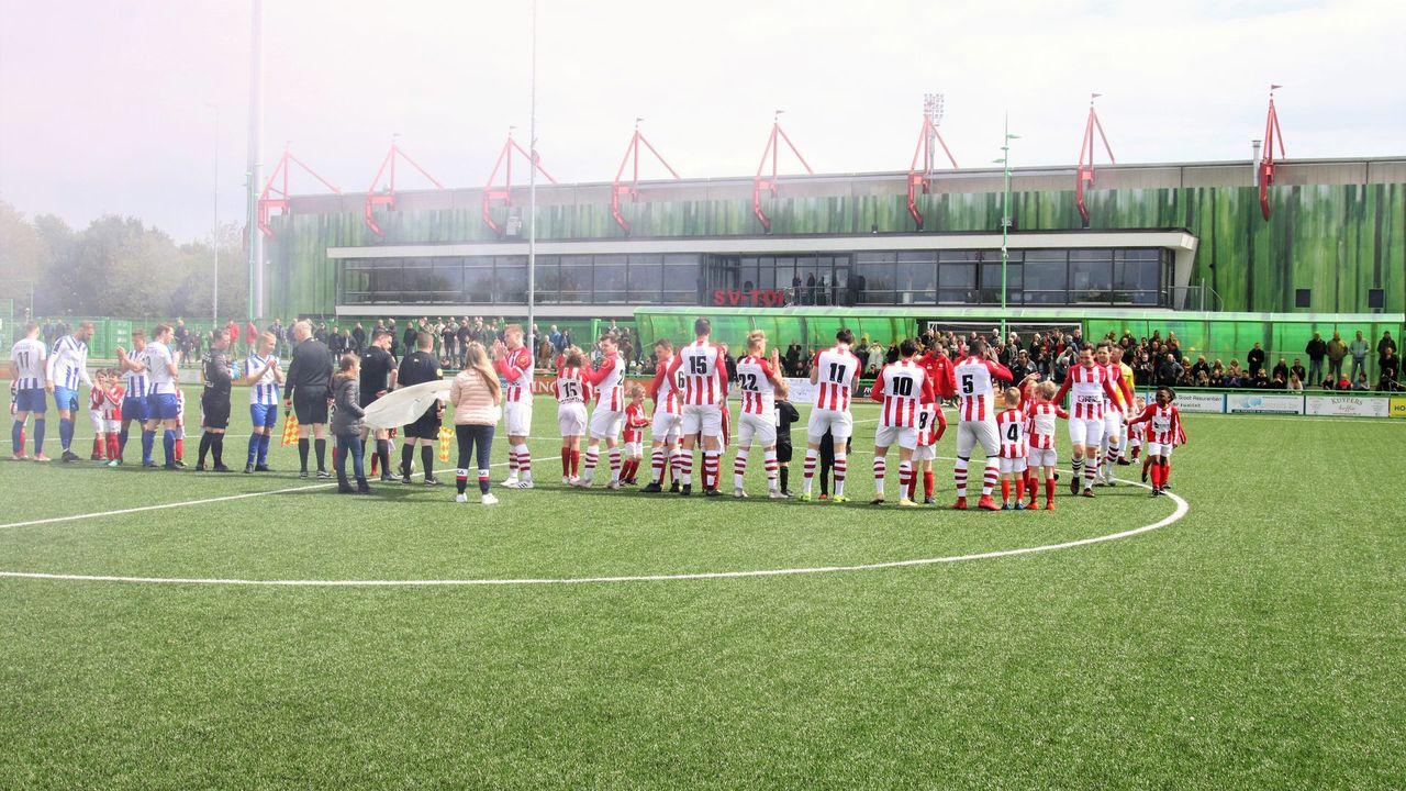 SV TOP speelt bekerfinale in Geffen