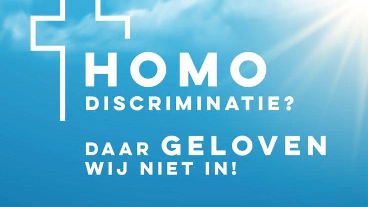 COC sluit zich aan bij protest tegen 'homofobe dominee'