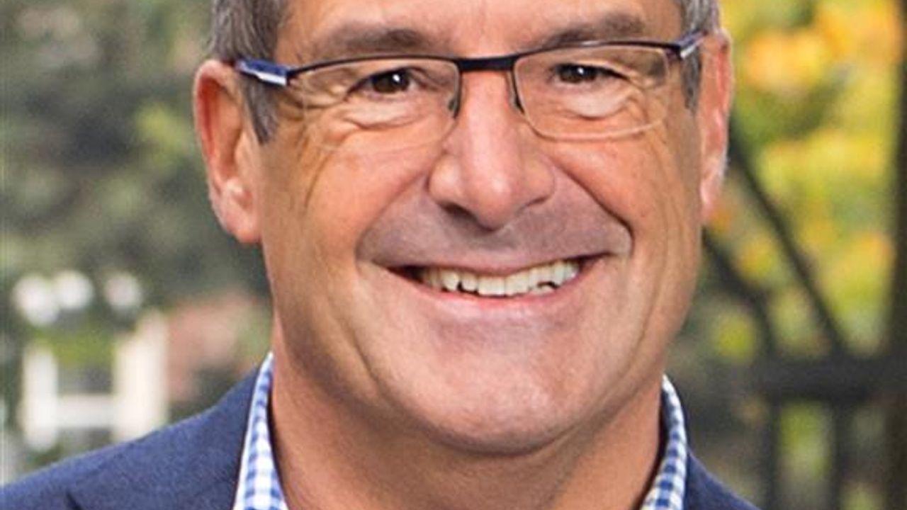Maurits van den Bosch CDA-lijsttrekker Maashorst