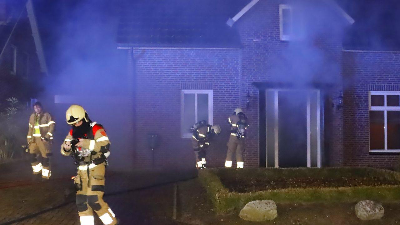 Keuken brandt uit in Nistelrode, vlak voordat nieuwe bewoner sleutel krijgt