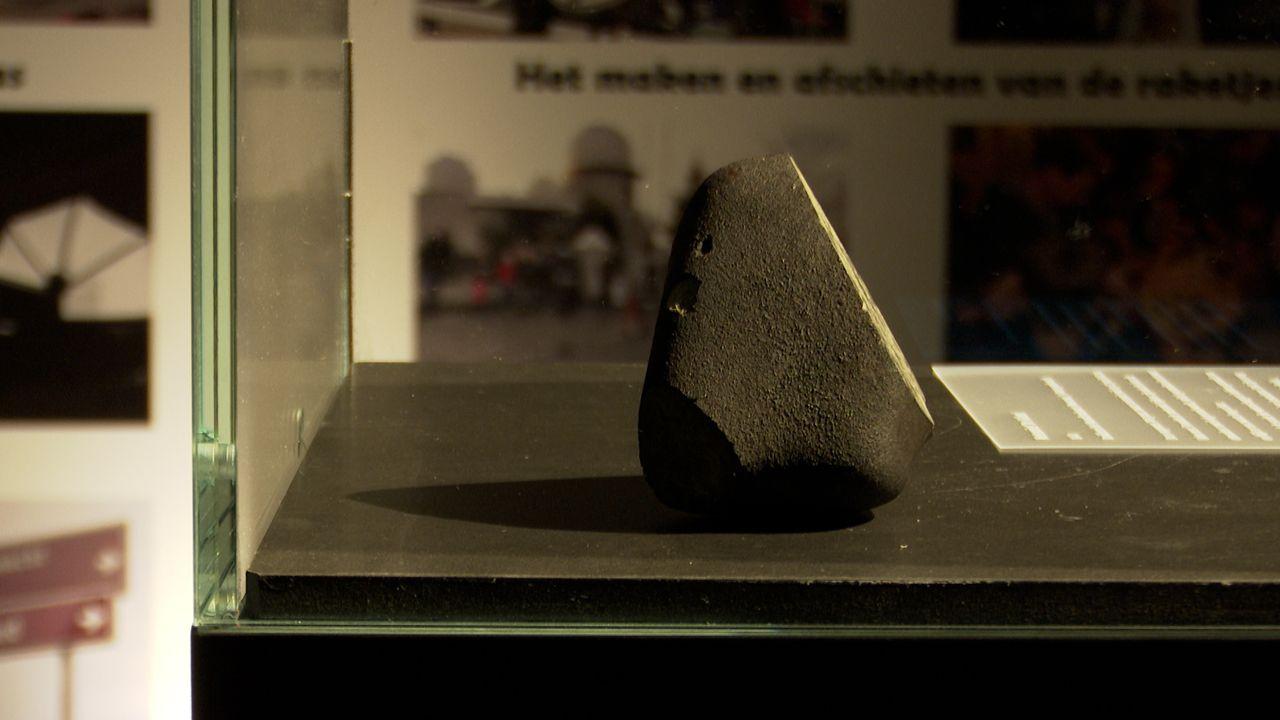 Tentoonstelling over meteoriet Uden wacht op groen licht
