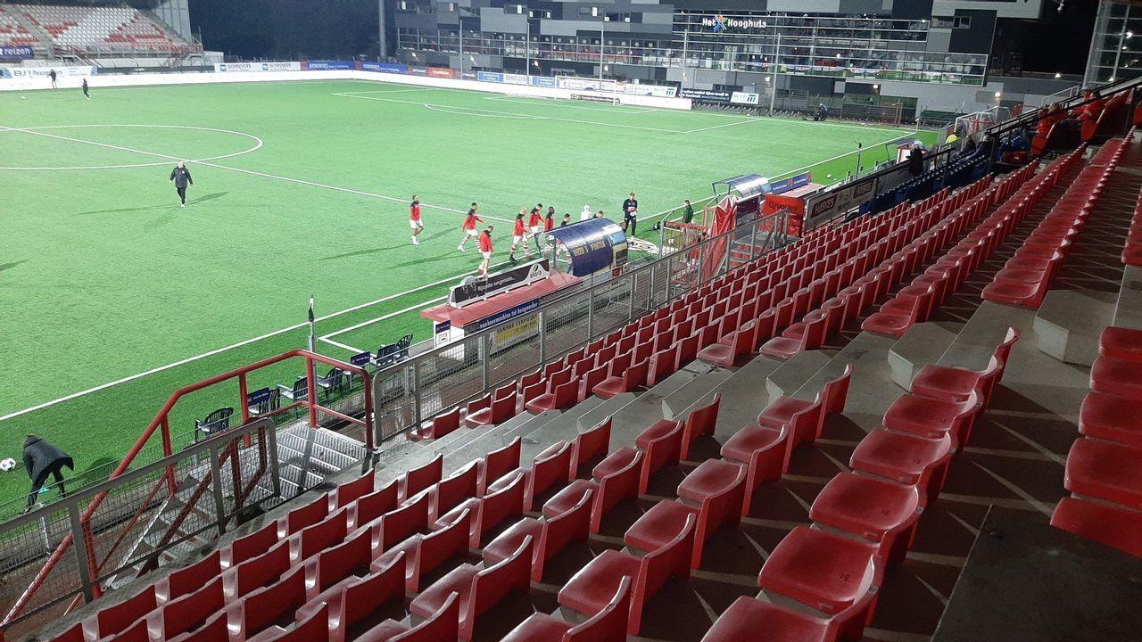 Jong PSV-TOP Oss en FC Den Bosch-Roda JC starten uur later dan gepland