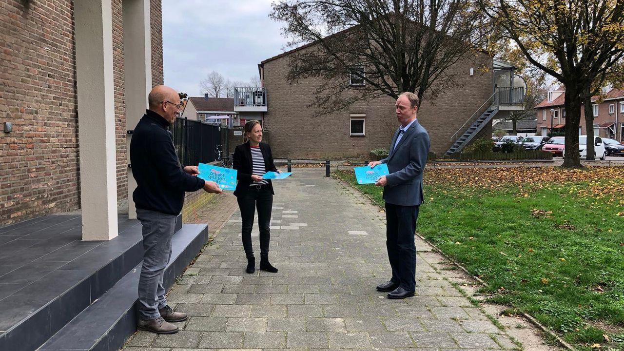 Duizend schoolspullenpassen voor arme brugpiepers in Den Bosch