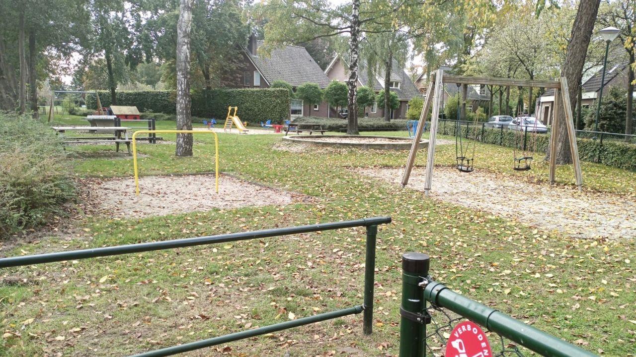 Speeltuin in De Run in Geffen wordt toch niet omgevormd tot grasveld