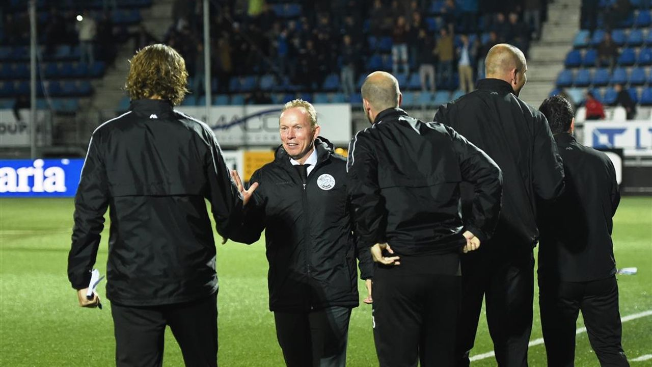 Voormalig FC-coach Boessen naar Helmond