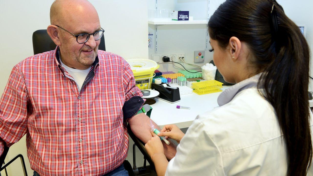 Bloedprikken in JBZ vanaf volgende week alleen op vooraf geprikt tijdstip