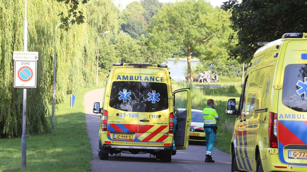 Minderjarige jongens met ambulance naar ziekenhuis na drugsgebruik in Den Bosch