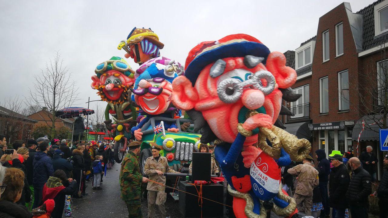 Ook de Smouskes in Zeeland slaan carnavalsactiviteiten komend jaar over