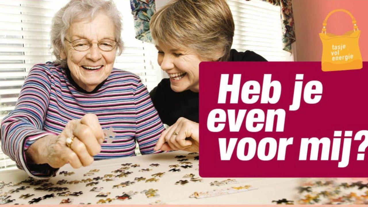 Met 'Tasje vol Energie' op bezoek bij eenzame ouderen in Den Bosch