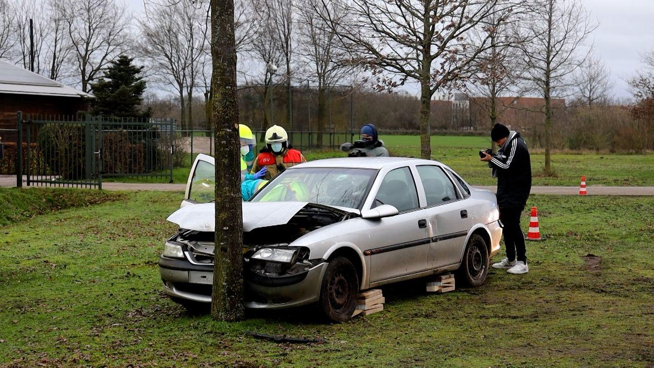 Hulpdiensten, Bernhoven én burgemeester Hellegers figureren in film over vuurwerkoverlast