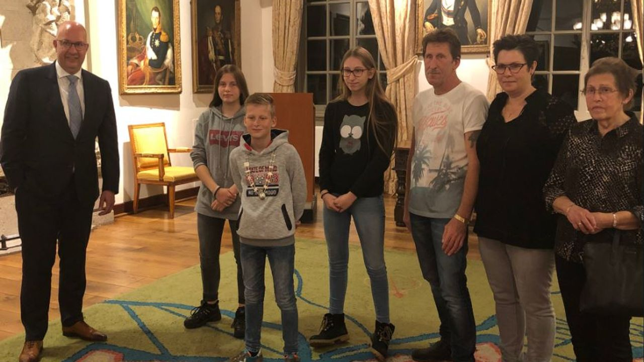 Nieuwe kinderburgemeester Den Bosch geïnstalleerd