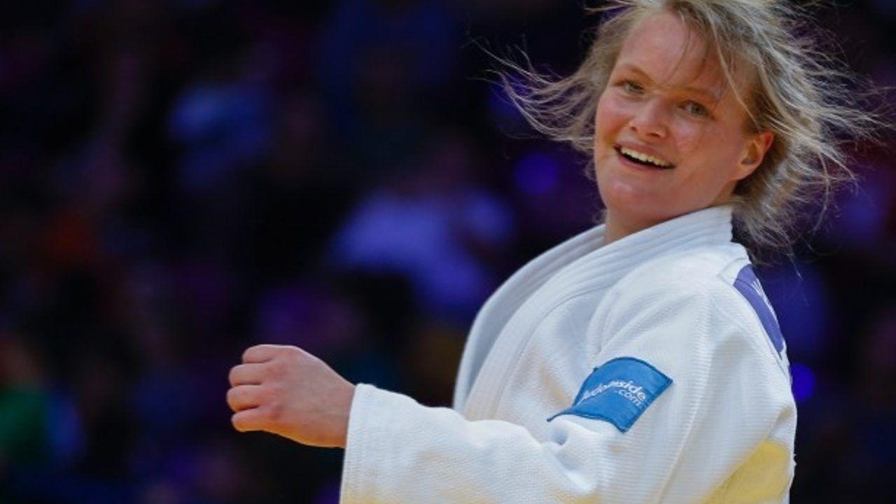 Judoka Van Dijke doet goede zaken in strijd om Olympisch ticket