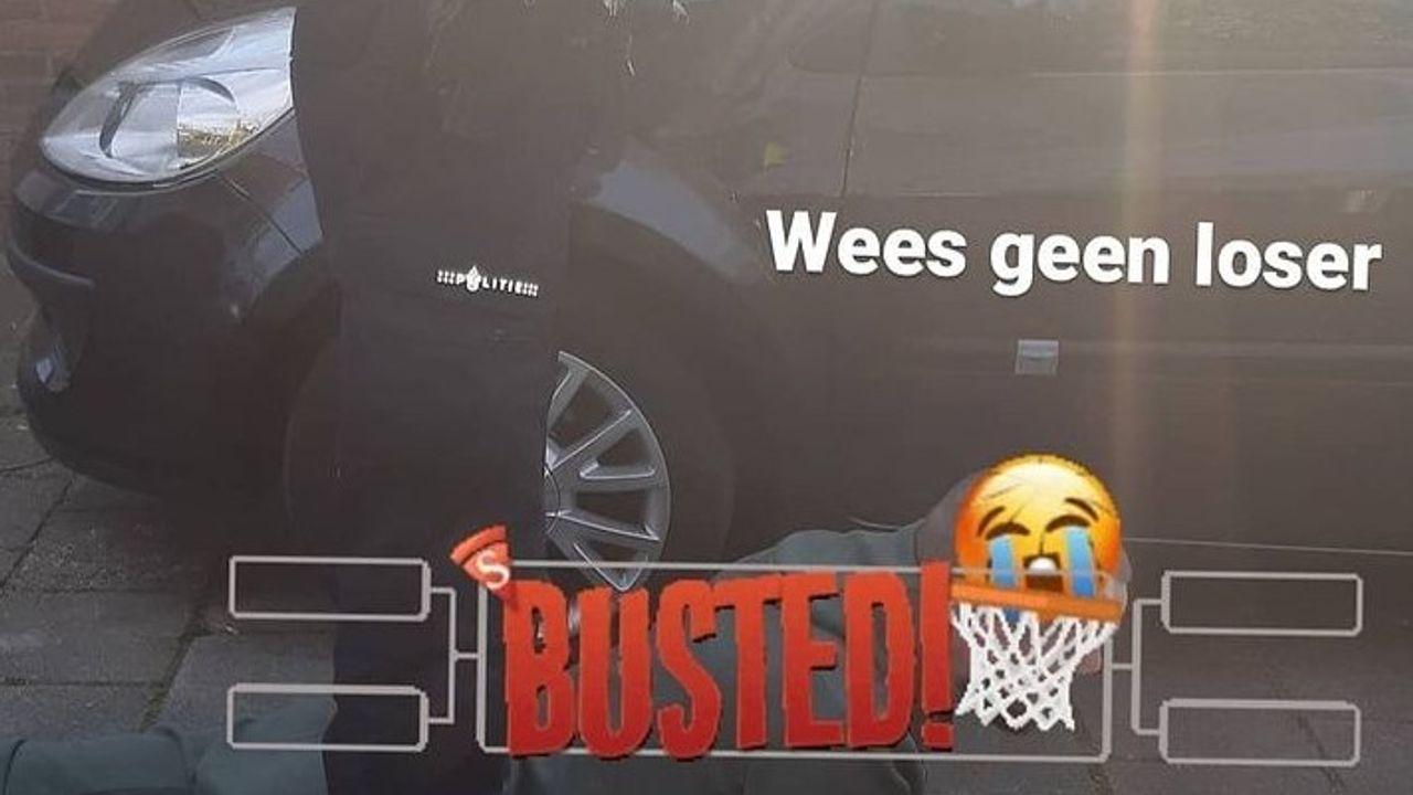 Wijkagent uit Graafsewijk nagelt drugsdealer aan digitale schandpaal: 'Wees geen loser'