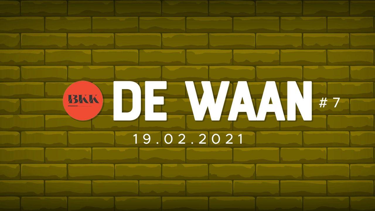 Zevende editie talkshow 'De Waan' met een goochelaar uit Heeswijk-Dinther en een wijkagent uit Heesch