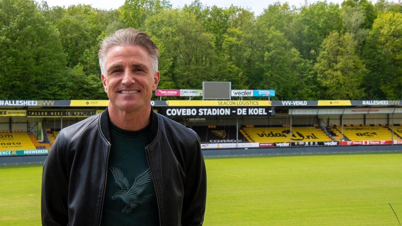 Marc van Hintum nieuwe scout van VVV Venlo
