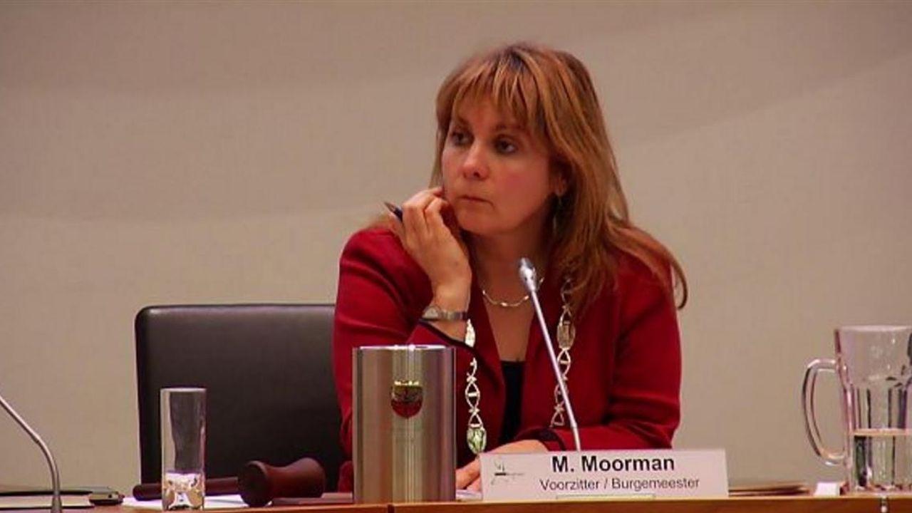 Burgemeester Moorman over 2020: 'We kijken terug op een rampjaar'