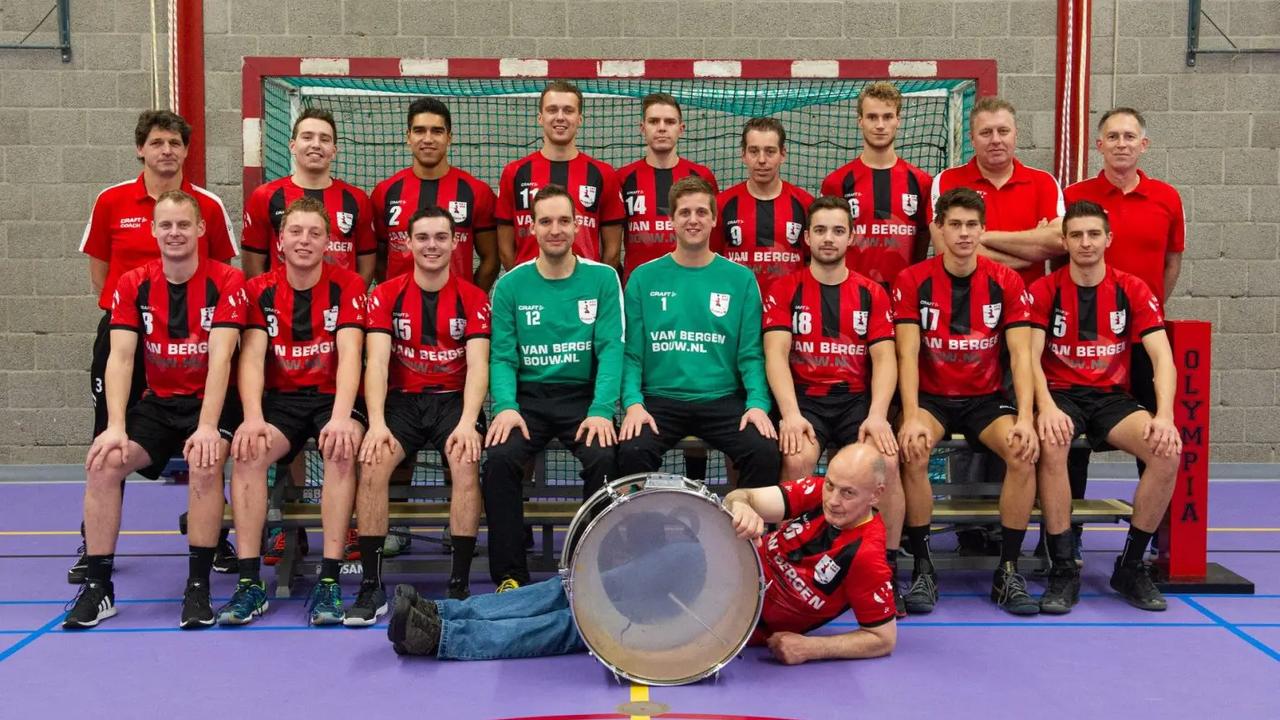 Tweede seizoen start voor handballers van Dynamico in september