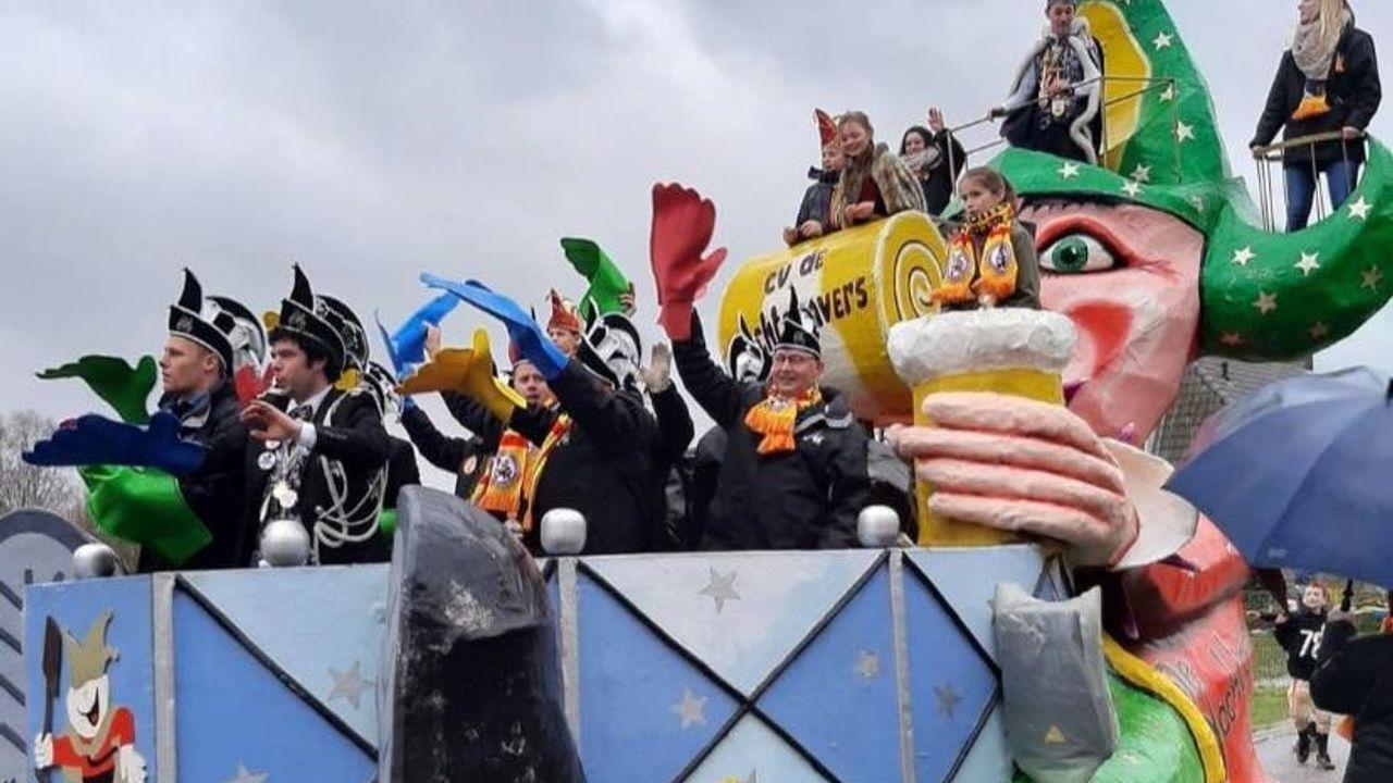 Ook Overlangel doet het met carnaval zonder prins