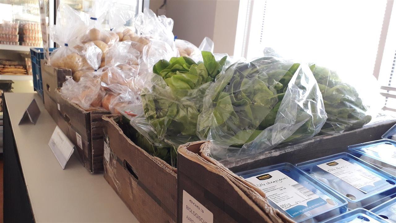 Gemeente Oss: Gratis voedsel kan inkomen zijn
