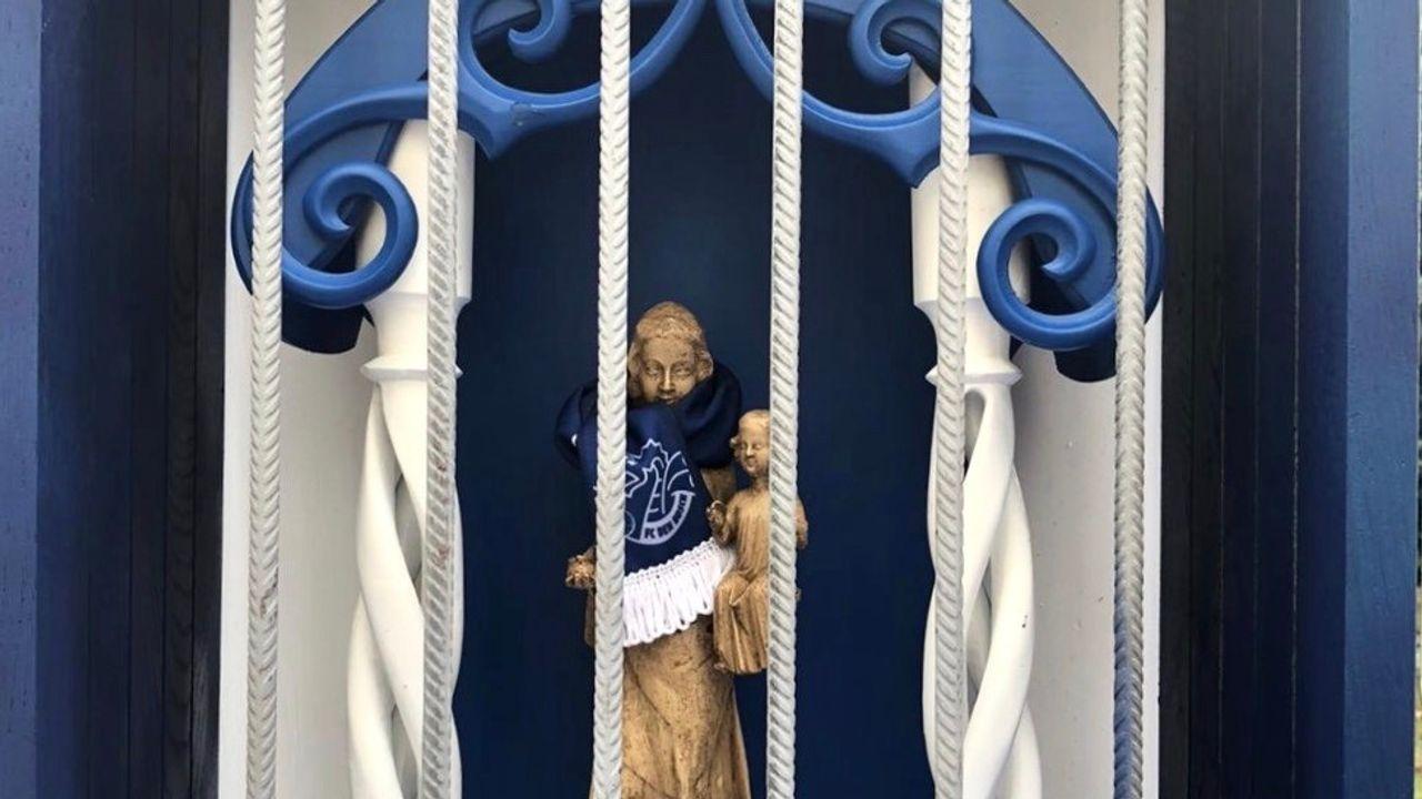 Stadion De Vliert krijgt eigen Maria-kapelletje